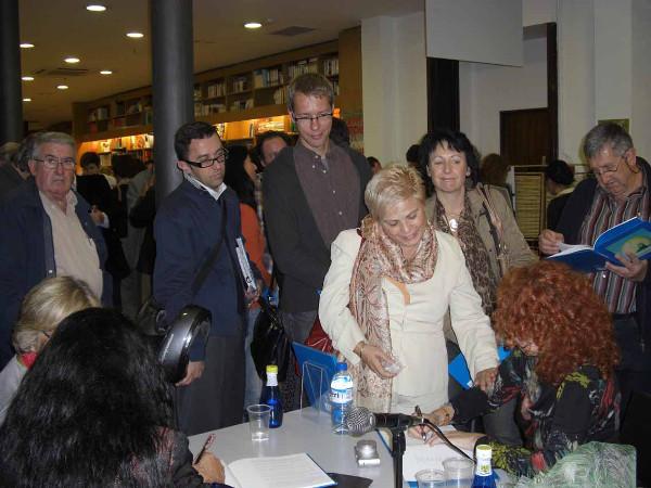 Presentación libro Conchas 2007