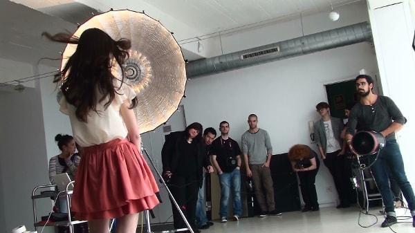 Docencia Fina Lunes fotógrafa 711 rent studio