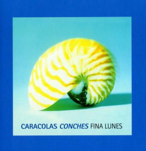 Cover book Conches Conchas